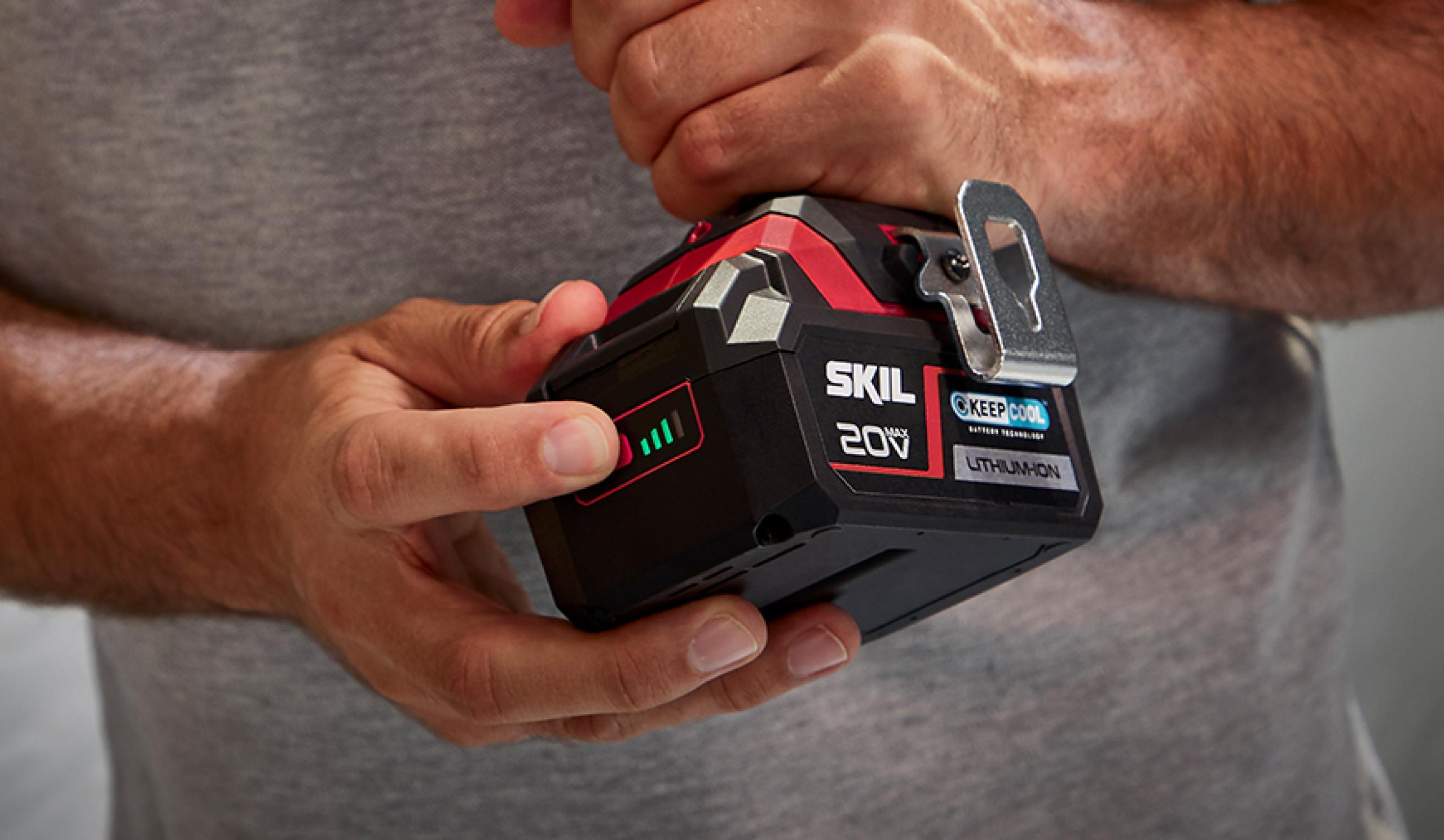 Szabadalmaztatott akkumulátorszint jelző: a megbízható jelző