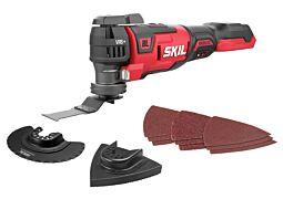 """SKIL 3650 CA """"Brushless"""" akkumulátoros multifunkciós szerszám"""